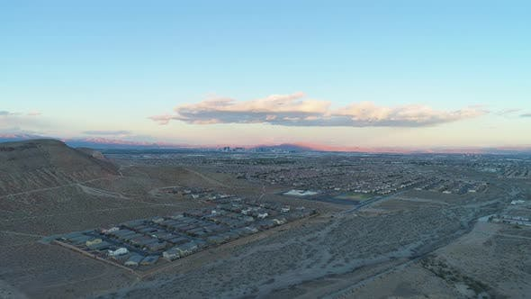 Thumbnail for Las Vegas Cityscape. Nevada, USA. Aerial View