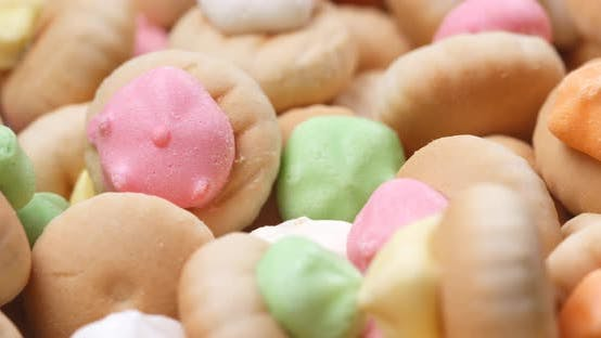 Thumbnail for Iced gem biscuit, Hong Kong style cookies