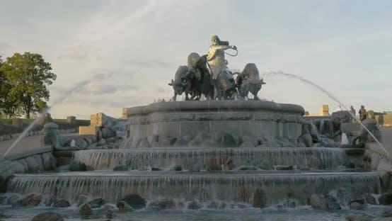 Thumbnail for Gefion Fountain in Copenhagen