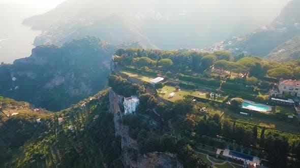 Thumbnail for Ravello and Atrani Aerial, Amalfi Coast