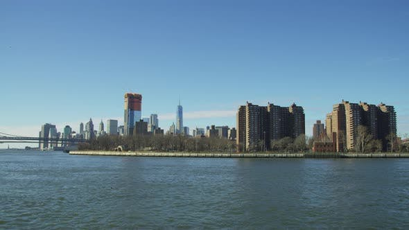 Thumbnail for East River waterfront