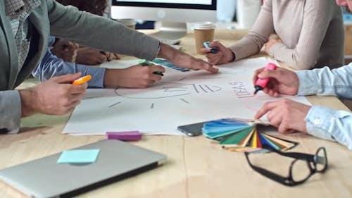 Team Generating Ideas