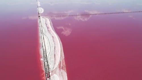 Lake Aerial Water