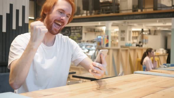 Thumbnail for Celebration by Excited Redhead Beard Designer in Cafe