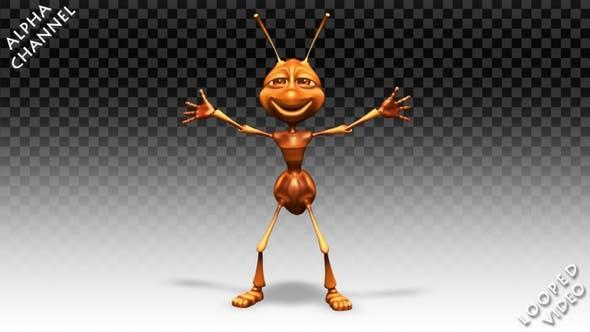 Comic Ant - Dance Thriller