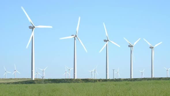 Cover Image for Energy Wind Renewable Power