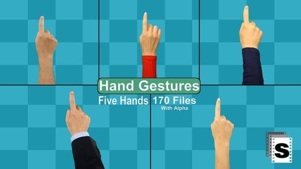 Thumbnail for Hand Gestures