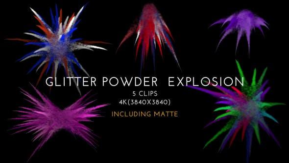 Thumbnail for Glitter Powder Explosion Pack 01