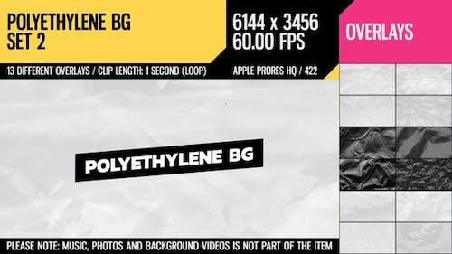 Polyethylene Backgrounds (6K Set 2)