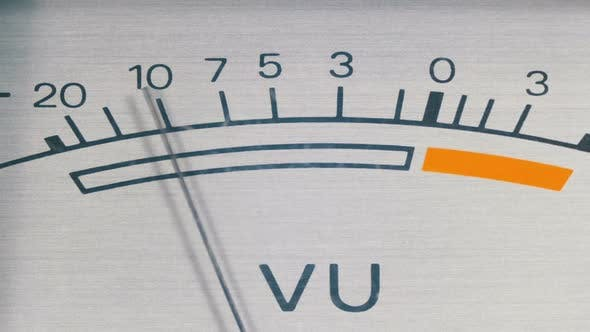 Analog Signal Indicator