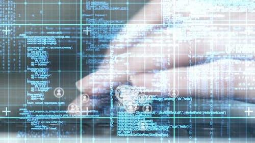 Programmiersprache der digitalen Verbindung