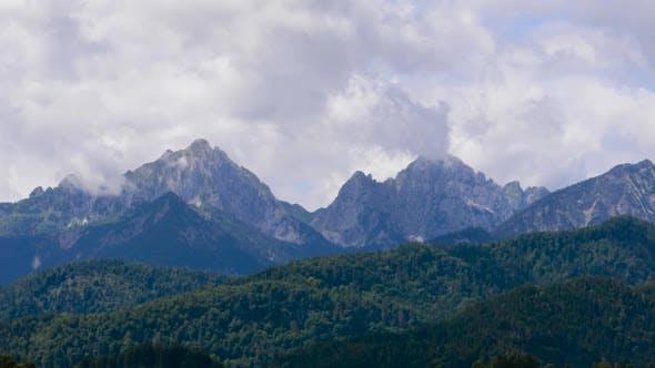 Forggensee and Schwangau Germany Bavaria