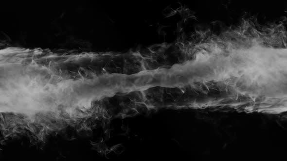 Smoke Background Loop