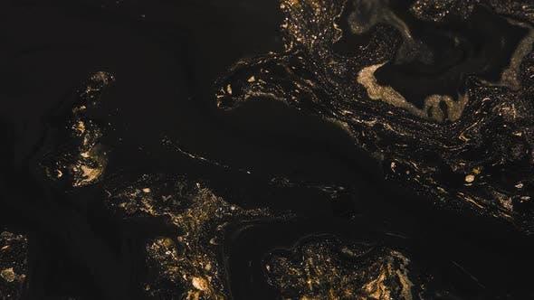 Thumbnail for Fluid Glitter Paint Flow