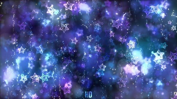 Thumbnail for Blue Christmas Background