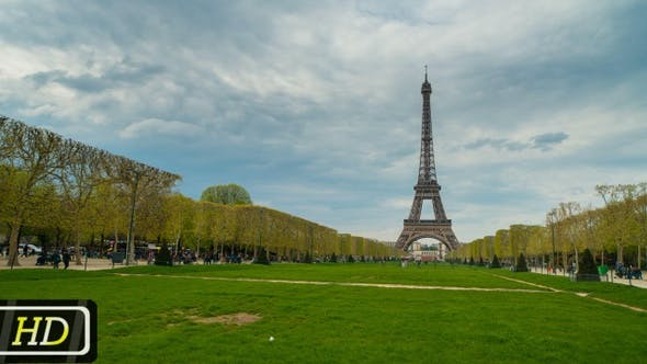 Thumbnail for Eiffel Tower and Field of Mars in Paris