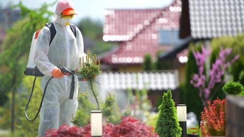 Garteninsektizid von Professional Gardener