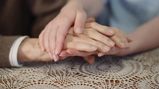 Thumbnail for Care Of Elderly Person - Helping Hand