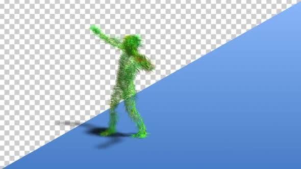 Thumbnail for Hairy Dancing Man