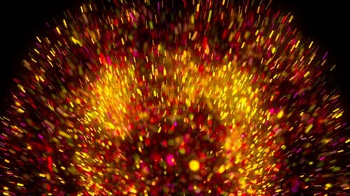 Colorful Particles Explosion V3
