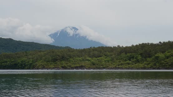 Thumbnail for Saiko Lake with mountain Fuji