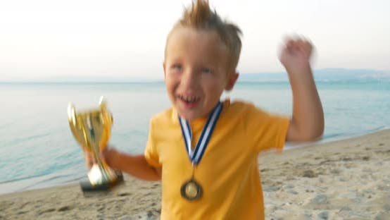 Cover Image for Happiness of Being the Champion