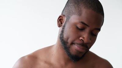 Friendly African Man Black Lives Matter