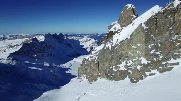 Thumbnail for Alpine Snow Mountains Nature Environment