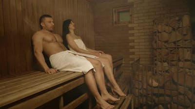 Relaxation in the Sauna