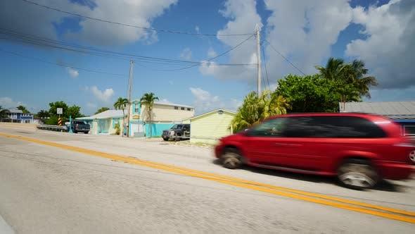 Motion Video Pine Island Road Matlacha Fl Usa
