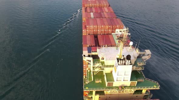 Thumbnail for Cargo Ship in Istanbul