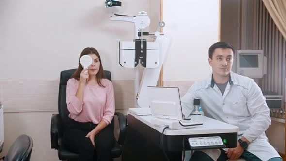 Thumbnail for Ophthalmology Consultation