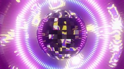 Disco Ball 4K