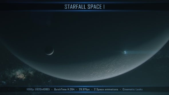 Thumbnail for Starfall Space I