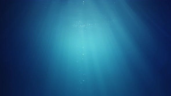 Thumbnail for Underwater Sunlight beams from above 05