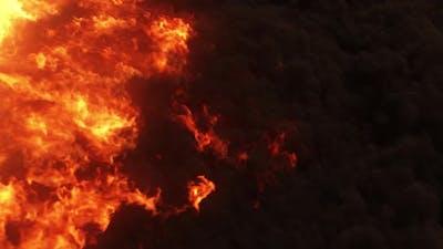 Fire Storm 4k