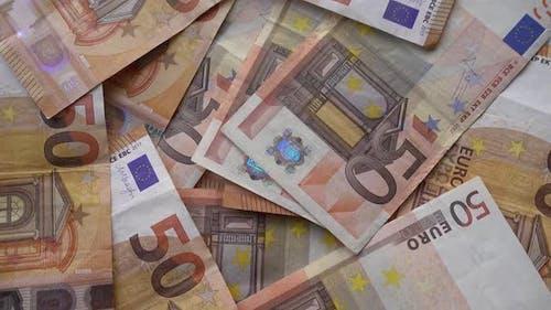 Euros Banknote