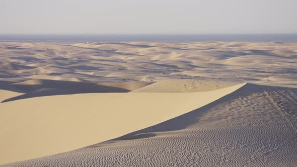 Yuma sand dunes
