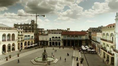 plaza vieja habana cuba