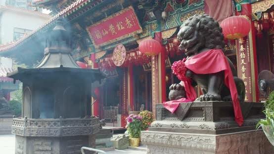 Thumbnail for Wong Tai Sin temple