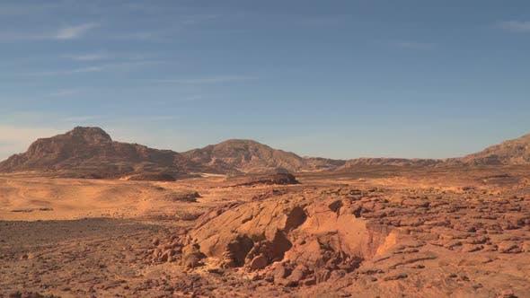 Thumbnail for Desert Mountain In the Sinai Peninsula