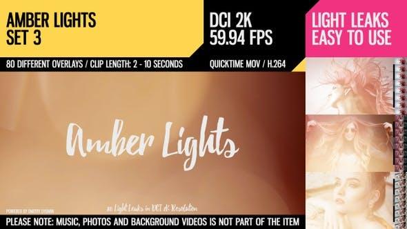 Thumbnail for Amber Lights (HD Set 3)