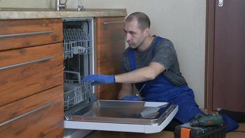 Washing Machine Service.