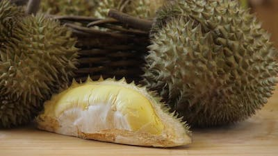 Durian is a fruit that has been referred to as the king of fruits of South East Asian.