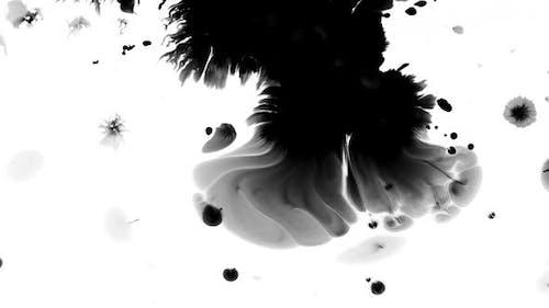 Organic Ink Drops