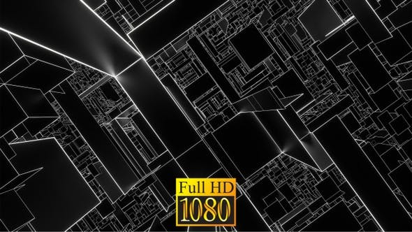 Schwarzes Quadrat Hingabe an Malewitsch HD