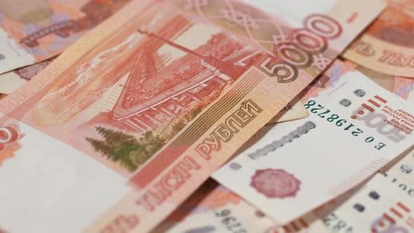 5000 Russian Rubles