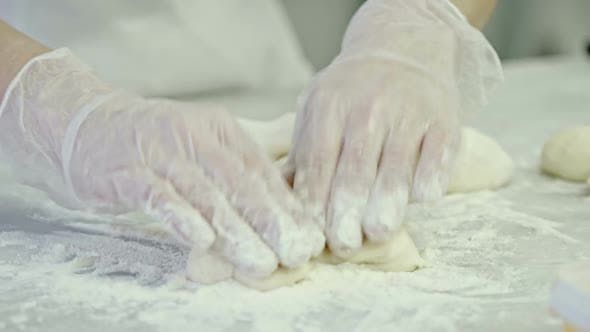 Thumbnail for Rolling Pastry Dough