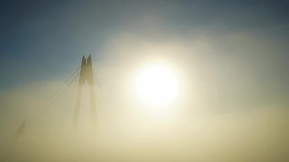 Cover Image for Sun Bridge With Clouds
