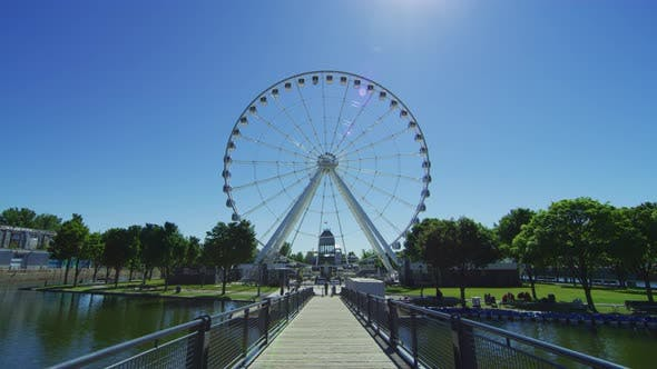 Thumbnail for The Ferris Wheel in Montreal